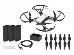 Dron dji ryze tello boost combo kamera hd 5mp wifi