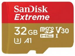 Karta sandisk microsdxc 32gb extreme 100/60 mb/s