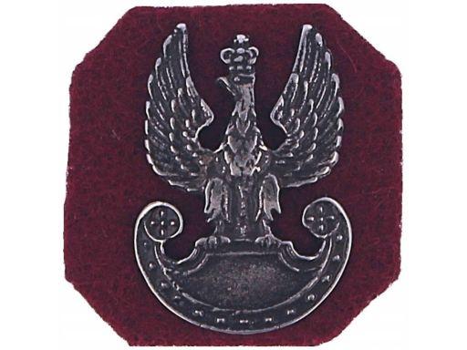 Znaczek metalowy orzeł militarny (znak-orz-mil)