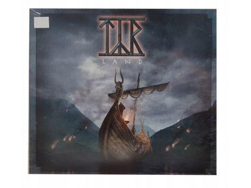 Tyr - land dvd + cd