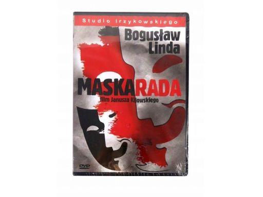Maskarada bogusław linda dvd