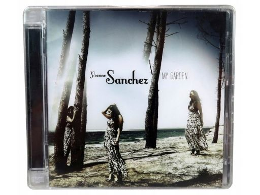 Yvonne sanchez my garden cd