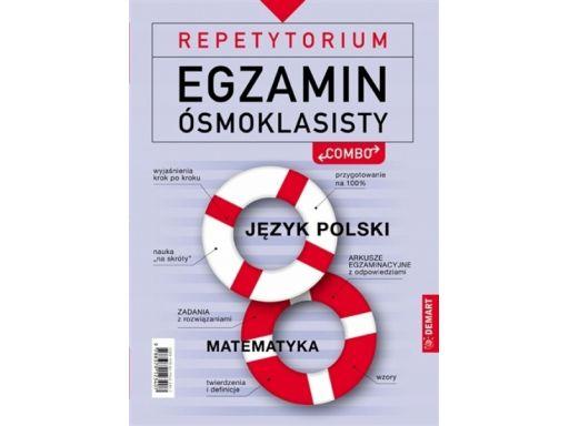 Repetytorium egzamin 8 klasa jęz.polski matematyka