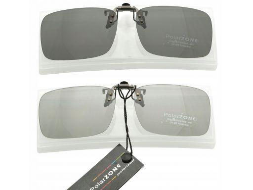 Nakładki fotochromowe polaryzacyjne na okulary