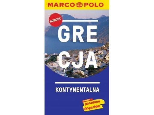 Grecja przewodnik turystyczny +mapa marco polo ok!