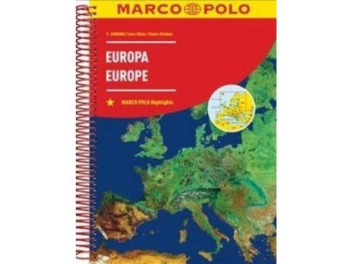 Europa atlas samochodowy marco polo najnowszy kody