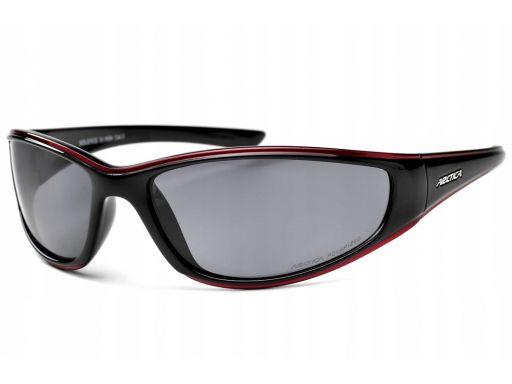 Okulary arctica s-140a polaryzacyjne sportowe
