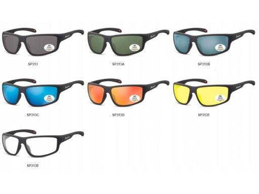 Okulary polaryzacyjne dla wędkarzy rozjaśniające