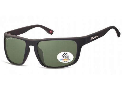 Okulary turystów polaryzacyjne kierowców czarne