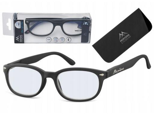 Okulary do czytania komputera plusy męskie damskie