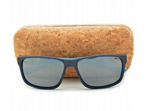 Okulary polaryzacyjne nerd lustrzane e898-2p