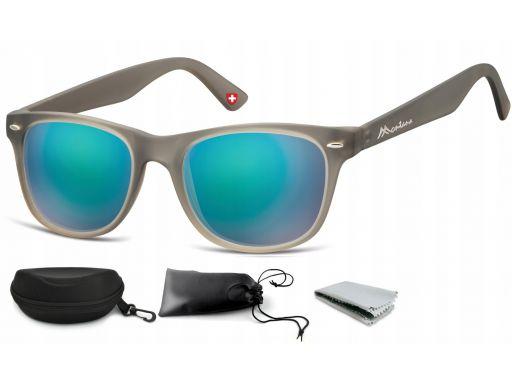 Nerdy okulary przeciwsłoneczne montana lustrzanki