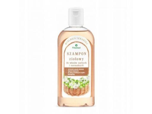 Fitomed szampon tradycyjny włosy suche 250 ml