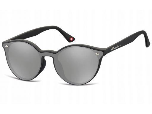 Lenonki okulary lustrzanki unisex montana matowe