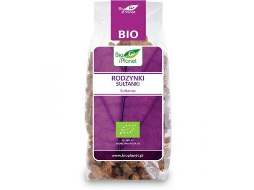 Bio planet rodzynki sułtanki bio 200g