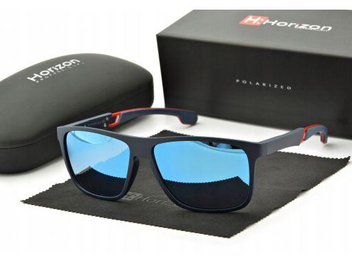 Okulary przeciwsłoneczne uv400 hd nerdy premium
