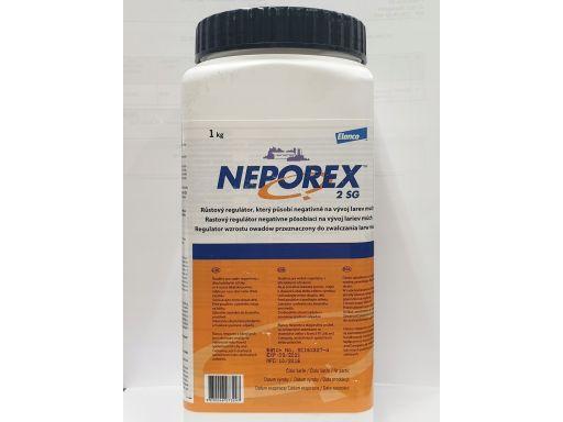 Neporex 2 sg skuteczny na muchy larwy 1kg regulato