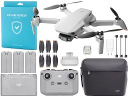 Dron dji mavic mini 2 combo + ubezpieczenie 2 lata