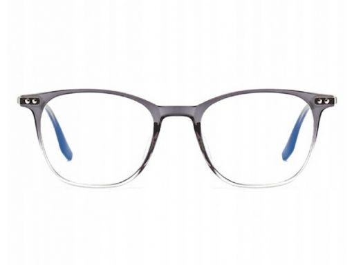 Okulary do komputera z filtrem blue light zerówki