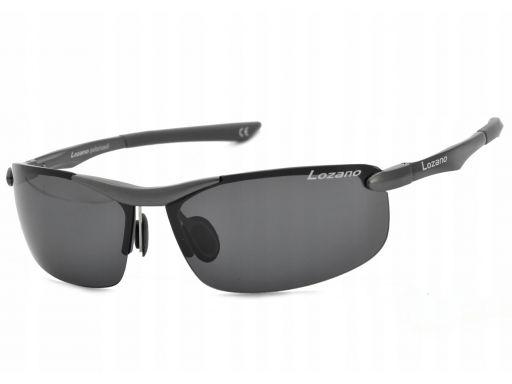 Okulary lozano lz-313a polaryzacja aluminium sport