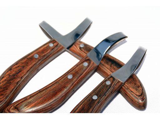 Nóż łezka do korekcji kopyt -racic profesjonalny