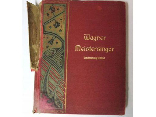 Wagner meistersinger 1903 k11