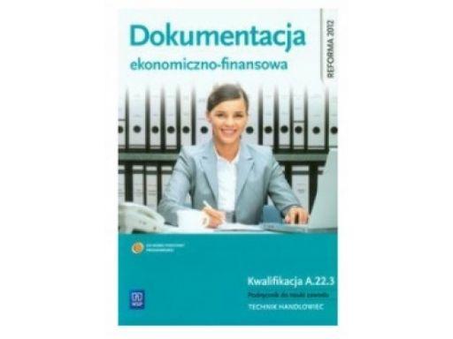 Dokumentacja ekonomiczno-finansowa