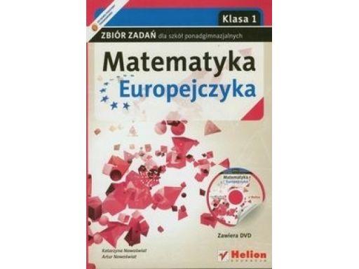 Matematyka europejczyka lo kl.2 zbiór zadań 2013