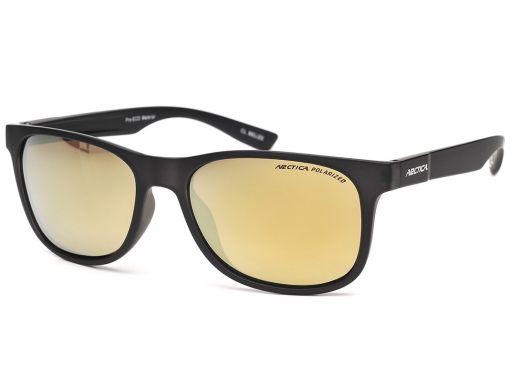 Okulary arctica s-288a polaryzacyjne nerdy czarne