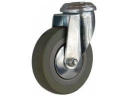 Koło kółka obrotowe fi 75 mocowane na śrubę m10