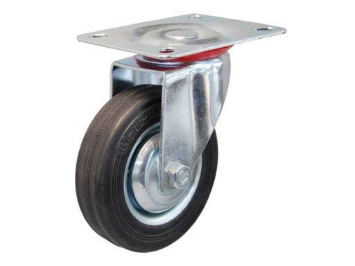 Koło kółka do wózka regał fi 160 obrotowe 150kg