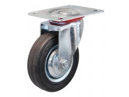 Koło kółka do wózka regał fi 125 obrotowe 100kg