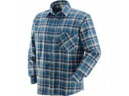 Koszula flanelowa 100% bawełna beta 431009 m