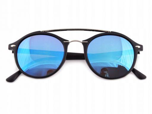 Lenonki okulary przeciwsłoneczne unisex lustra