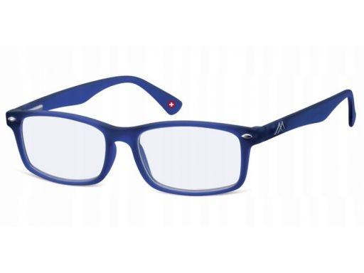 Okulary z antyrefleksem czytania komputera damskie