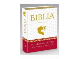 Biblia pismo święte starego i nowego złocony brzeg