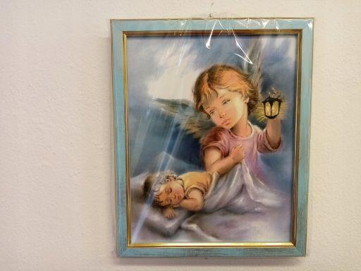 Obraz anioł aniołek