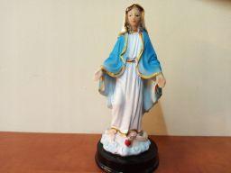 Matka boska niepokalana figurka figura 14cm gratis