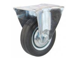 Koło kółka do wózka regał fi160 stałe 150kg