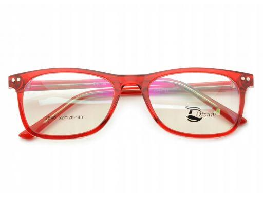 Oprawki okularowe pod korekcję nerd unisex