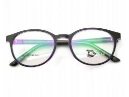 Oprawki okularowe pod korekcję lenonki unisex