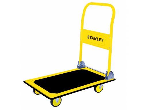 Wózek platformowy 150kg stanley