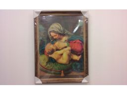 Obraz matka boska karmiąca przecena gratis