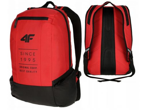 Plecak sportowy szkolny miejski na laptopa 4f 23l