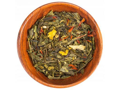 Zielona herbata kwiat pustyni 100g opuncja figowa
