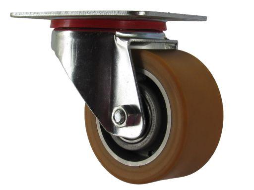Koło kółka obrotowe do wózka regału fi 100 180 kg