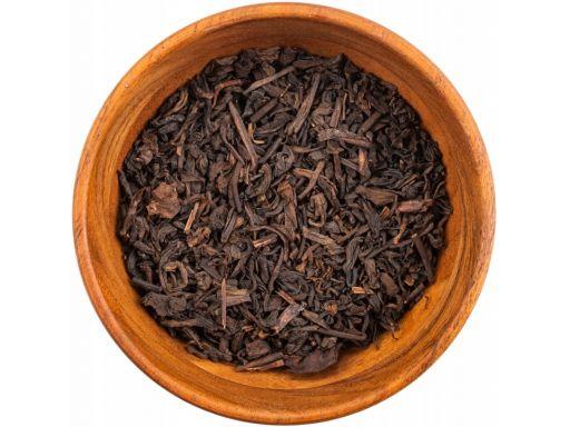 Czerwona herbata pu erh odchudzanie 200g smak