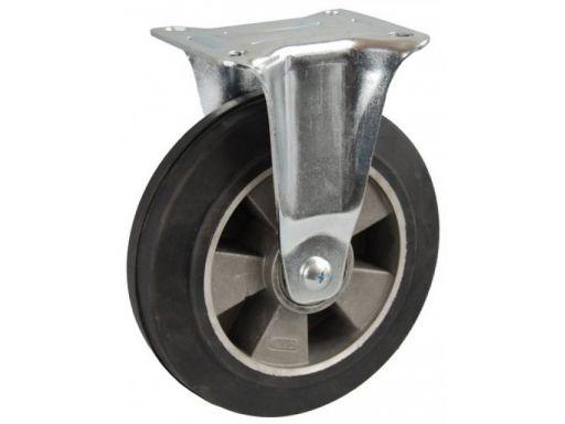Kółka koła stałe do wózka regału fi 160mm 300kg