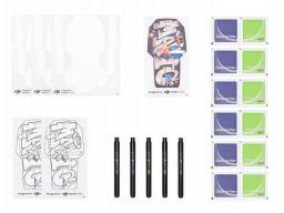 Naklejki zestaw diy creative kit do dji mavic mini