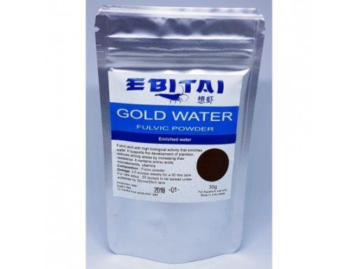 Ebitai gold water - 30 gram - jak rich water